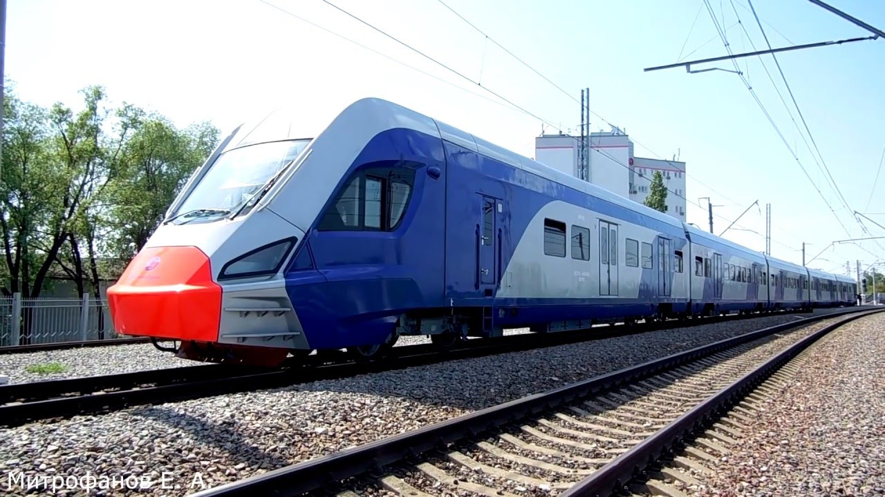 поезд иволга фото