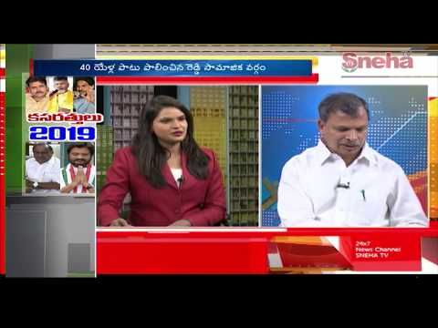 Reddy is not Caste? | New Political Party With Kapu-Dalit in Andhra Pradesh | Sneha TV Telugu