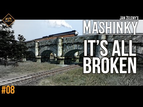 Fixing all the broken bits in Mashinky, a modern Transport Tycoon #8