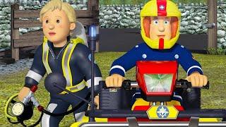 Fireman Sam ⭐️ Battle of the Firefighting Teams  🚒 Firefighting adventures ⭐️ Cartoons for Kids