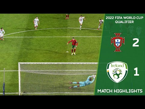 Download Portugal 2-1 Ireland - 2022 FIFA World Cup Qualifier  HIGHLIGHTS/SPORT NEWS!