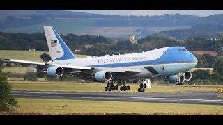 NEUE FARBEN: Trump bestellt neue Air Force One bei Boeing