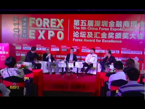 Speaking At A Forex Trading Conference In China! | Shenzhen Forex Trading Vlog