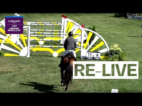 RE-LIVE | North Salem (NY) | Longines FEI Jumping World Cup™ NAL 2019/20 | American Gold Cup Qualif.