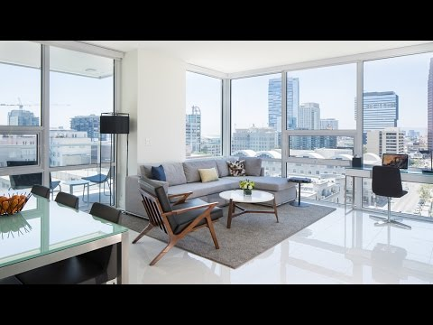 LEVEL Furnished Living Downtown Los Angeles - 1 Bedroom