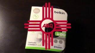 Review of Belkin In-Car Bluetooth Adapter