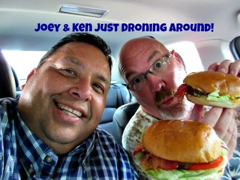 Vlog:  KBDProductionsTV & Joey Droning around Palo Alto, CA!