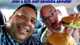 Vlog:  KBDProductionsTV & Joey Droning around Palo Alto, CA!