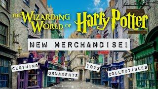 NEW Harry Potter Merchandise at Wizarding World | Universal Studios Orlando