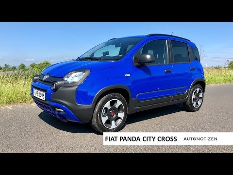 Fiat Panda City Cross 2019 Review, Test, Fahrbericht