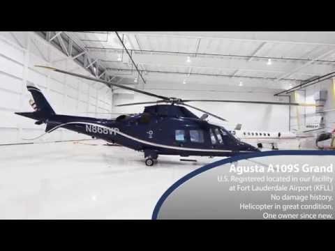 2009 Agusta Grand A109S