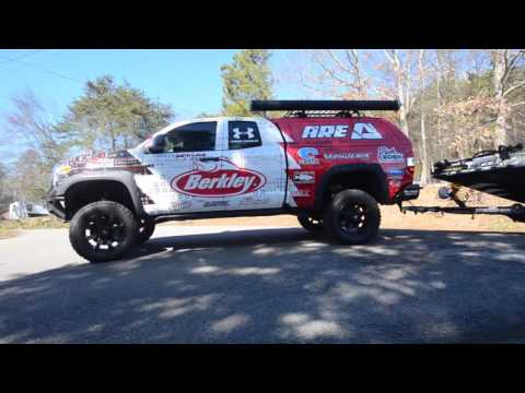 Justin Lucas 2016 Toyota Tundra Truck Build