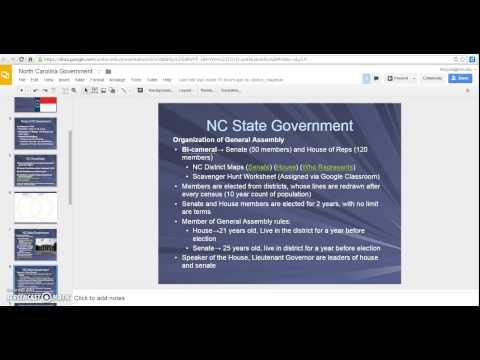 North Carolina Local Government