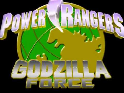 Power Rangers:Godzilla Force