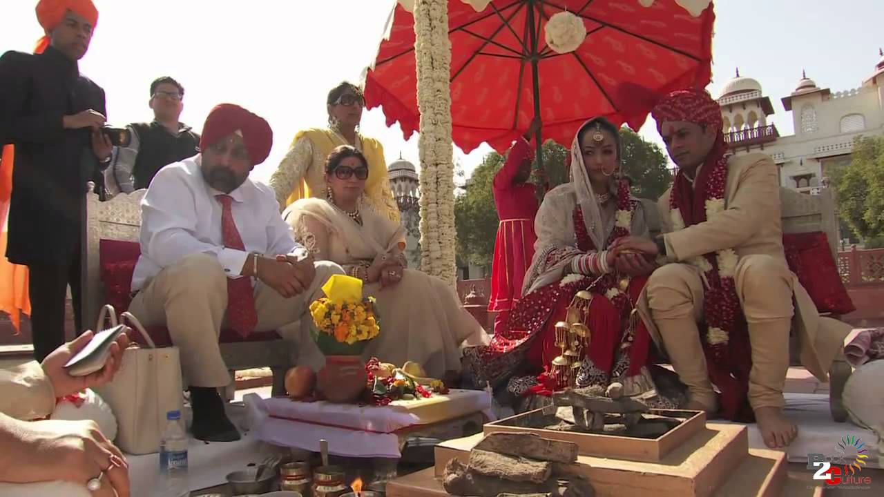 Royal Palace Wedding In Jaipur Rajasthan By Back 2 Culture Indian Weddings You