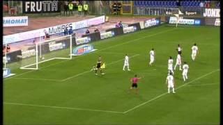 Lazio - Udinese 3-1 Hitzlsperger; Floccari; Brocchi   Sintesi Raisport 38esima giornata 2009/2010