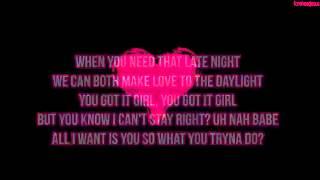 August Alsina ft Nicki Minaj - No Love (Official Audio) + Lyrics