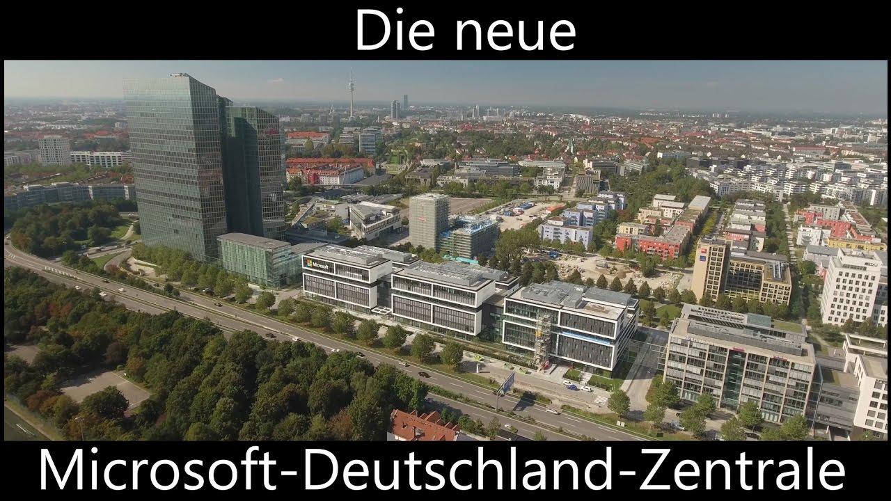 #worklifeflow: Die neue Zentrale von Microsoft Deutschland