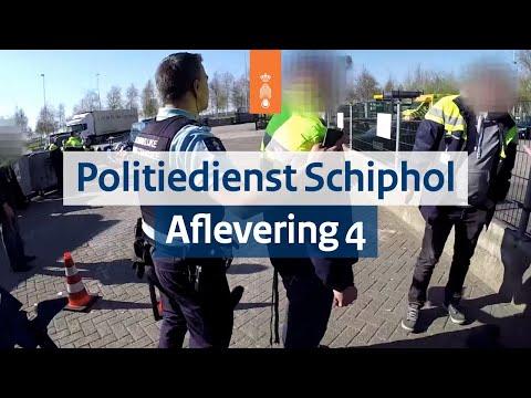 Politiedienst Schiphol: bedrijfsongeval met letsel