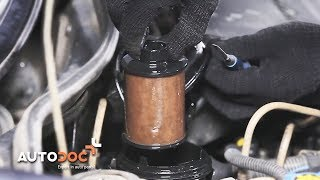 Menjava Zracni filter SEAT AROSA 2002 - video navodila