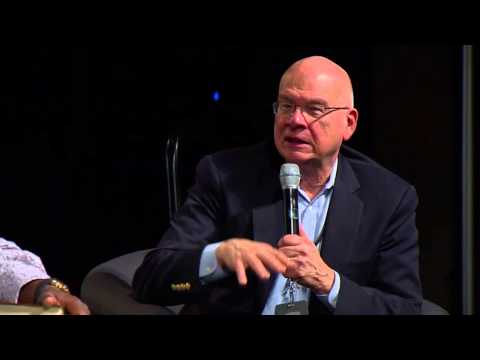"""Biblical Foundations for Seeking God's Justice in a Sinful World"" (TGC15 Panel)"