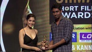 Pantaloons SIIMA Short Film Awards 2019 | Best Supporting Actress Winner | Kannada