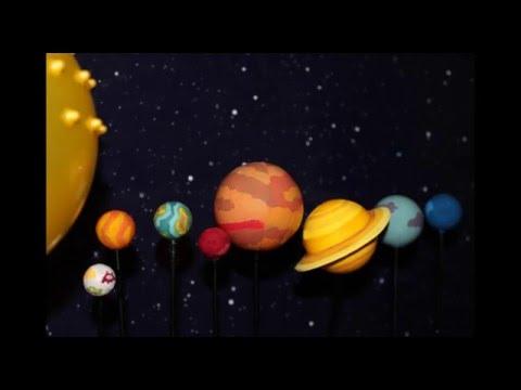 400+ Gambar Animasi Luar Angkasa  Gratis