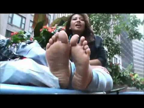 Mature soles and toes 1