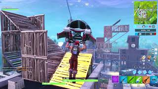 Playing Team Rumble on FORTNITE PC!