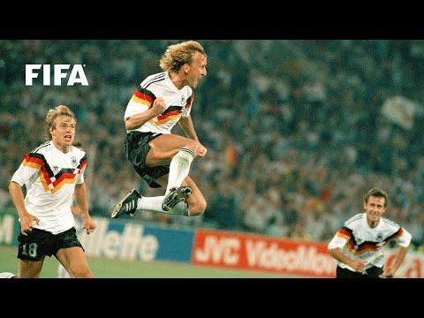 Andreas Brehme recalls Italia '90