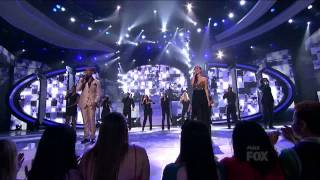 Joshua Ledet & Jessica Sanchez - I Knew You Were Waiting (For Me)