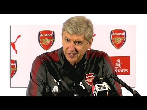 Arsene Wenger Full Pre-Match Press Conference - Arsenal v Leicester - Premier League