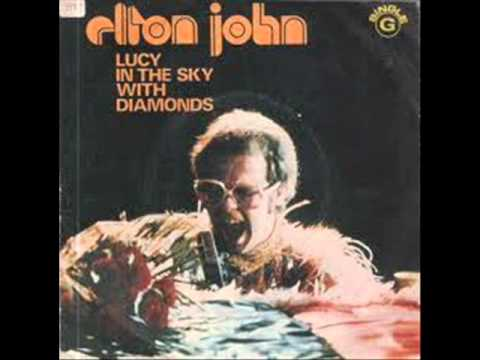 Elton John - Lucy In The Sky With Diamonds