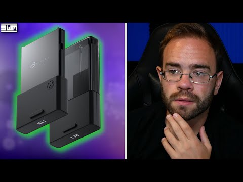 Xbox Series S/X Memory Card Price Leaks Online?
