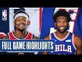 WIZARDS at 76ERS | FULL GAME HIGHLIGHTS | December 21, 2019