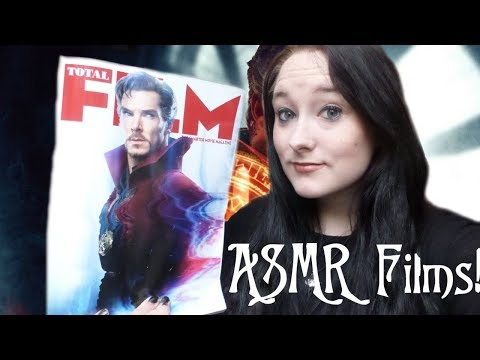 *ASMR* A Relaxing Look through Total Film magazine! (Issue: 252) | Amy McLean