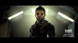 Deus Ex: Mankind Divided Enhanced with Tobii Eye Tracking