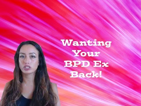 How to Guide A BPD Ex Back Into Your Life