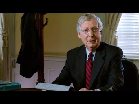 Mitch McConnel: Senate leader and Obama