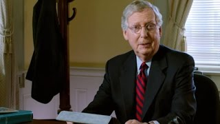 Mitch McConnel: Senate leader and Obama