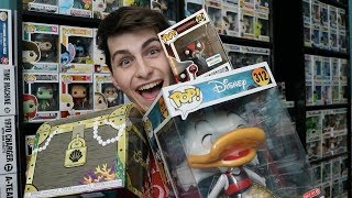 Birthday Funko Pop Hunting | Huge Finds!