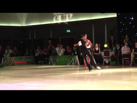 WDSF World Open Latin | Final Solo Samba | Crystal Palace Cup 2013