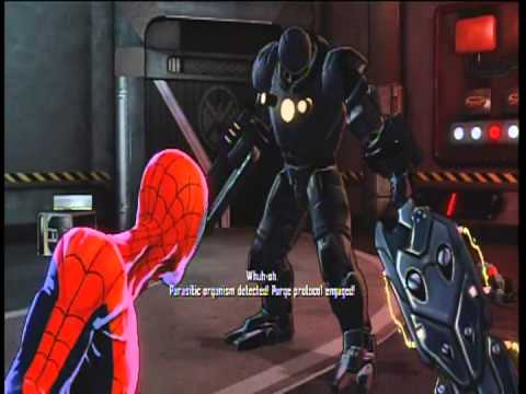 spiderman shattered dimensions chapter 12 carnage part 1