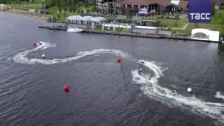 Чемпионат России по аквабайку завершился в Тверской области