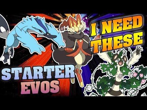 I NEED THESE SO BADLY! Fake Pokemon Starter Evolutions by 50ShadesofHeliolisk |