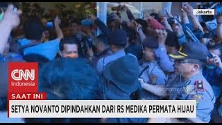 Download Video Suasana Pemindahan Setya Novanto ke RSCM Kencana MP3 3GP MP4