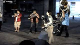 Czardas Trombone Solo チャルダッシュ JELLYFISH BRASS PLOP (Japanese Brass Band)