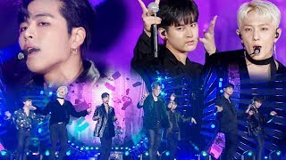 iKON, 대한민국을 강타한 국민 송 '사랑을 했다' @슈퍼콘서트in수원 2회 20181101