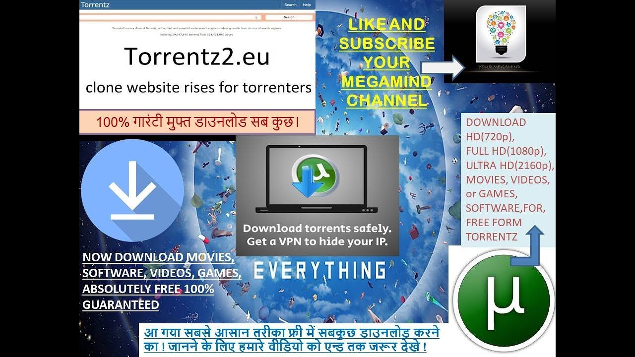 how to download movies from torrentz2 youtube