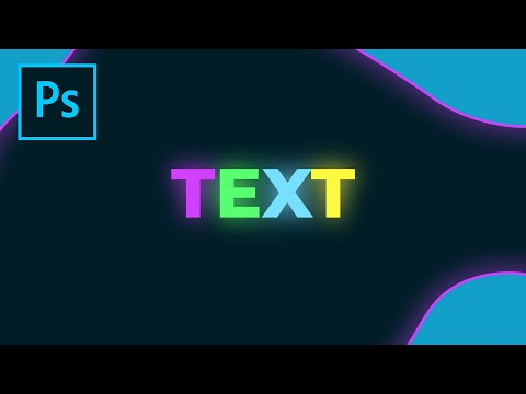 Два способа подсветки текста и объектов в Adobe Photoshop СС